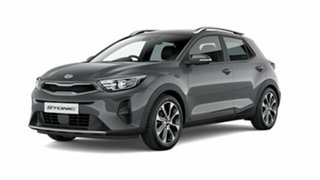 2021 Kia Stonic YB MY21 Sport FWD Perennial Grey 6 Speed Automatic Wagon