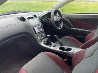 2003 Toyota Celica ZZT231R MY03 ZR Silver 6 Speed Manual Liftback