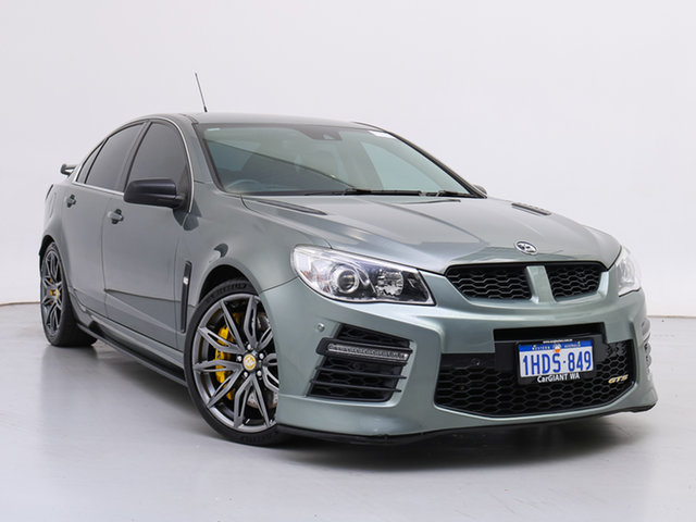 Used Holden Special Vehicles GTS Gen F2 , 2015 Holden Special Vehicles GTS Gen F2 Grey 6 Speed Auto Active Sequential Sedan
