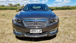 2017 Holden Calais VF II MY17 V Sportwagon Grey 6 Speed Sports Automatic Wagon.