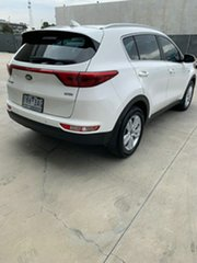 2017 Kia Sportage QL MY17 Si AWD Clear White 6 Speed Sports Automatic Wagon