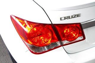 2013 Holden Cruze JH MY14 SRi V White 6 Speed Automatic Sedan