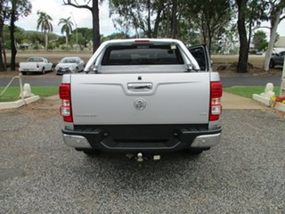 2015 Holden Colorado RG MY15 LTZ Crew Cab Silver 6 Speed Manual Utility