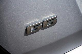 2009 Ford Falcon FG G6 Limited Edition Silver 5 Speed Sports Automatic Sedan