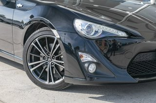 2012 Toyota 86 ZN6 GTS Black 6 Speed Manual Coupe.