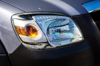 2007 Mazda BT-50 UNY0E3 DX+ Freestyle Grey 5 Speed Manual Utility