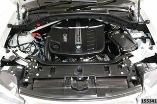 2017 BMW X3 G01 xDrive30d M Sport White 8 Speed Automatic Wagon