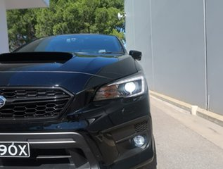 2020 Subaru WRX V1 MY20 Premium Lineartronic AWD Black 8 Speed Constant Variable Sedan