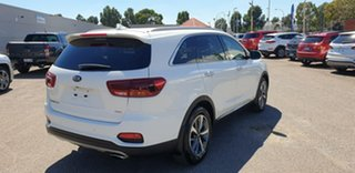 2018 Kia Sorento UM MY18 SLi AWD White 8 Speed Sports Automatic Wagon.