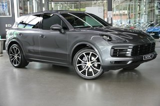 2019 Porsche Cayenne 9YA MY19 Tiptronic Grey 8 Speed Sports Automatic Wagon.