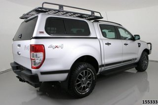 2017 Ford Ranger PX MkII MY17 FX4 Special Edition Silver 6 Speed Automatic Double Cab Pick Up