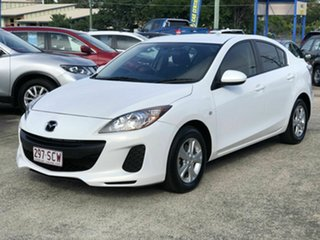 2012 Mazda 3 BL10F2 MY13 Neo Activematic White 5 Speed Sports Automatic Hatchback
