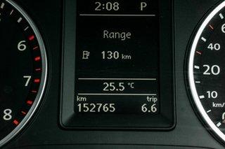 2011 Volkswagen Tiguan 5N MY12 155TSI DSG 4MOTION Black 7 Speed Sports Automatic Dual Clutch Wagon