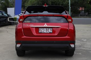 2020 Mitsubishi Eclipse Cross YA MY20 Black Edition 2WD Red Diamond 8 Speed Constant Variable Wagon
