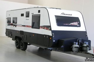 2020 Regent 23ft Cruiser Mark II All-Terrain Caravan