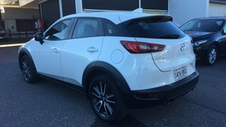 2016 Mazda CX-3 DK2W76 sTouring SKYACTIV-MT White 6 Speed Manual Wagon