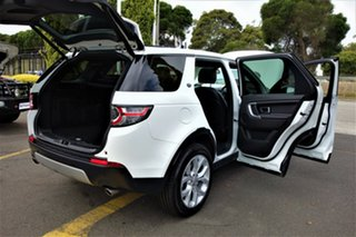 2016 Land Rover Discovery Sport L550 16.5MY HSE Luxury White 9 Speed Sports Automatic Wagon