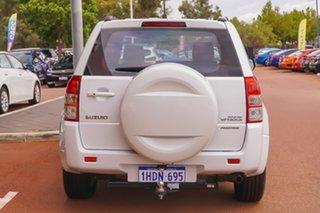 2014 Suzuki Grand Vitara JB MY13 Prestige White 4 Speed Automatic Wagon