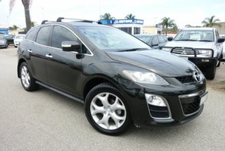 2011 Mazda CX-7 ER1032 Luxury Activematic Sports Black 6 Speed Sports Automatic Wagon.