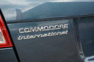 2009 Holden Commodore VE MY09.5 International Blue 4 Speed Automatic Sedan