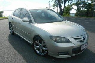 2007 Mazda 3 BK1032 SP23 Gold 5 Speed Sports Automatic Sedan.