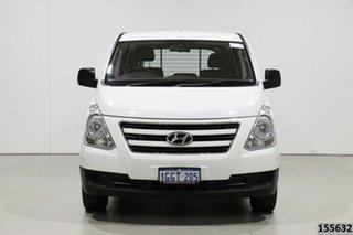 2016 Hyundai iLOAD TQ Series II (TQ3) White 5 Speed Automatic Van.