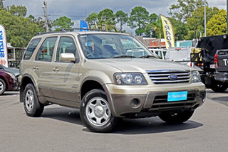 2006 Ford Escape ZC XLS Gold 4 Speed Automatic SUV.