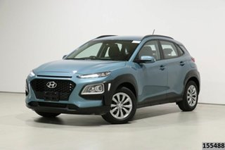 2019 Hyundai Kona OS.2 MY19 GO (FWD) Blue 6 Speed Automatic Wagon.