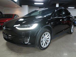 2019 Tesla Model X 75D AWD Black 1 Speed Reduction Gear Wagon.