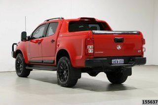 2017 Holden Colorado RG MY17 LTZ (4x4) Red 6 Speed Automatic Crew Cab Pickup