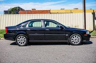 2005 Volvo S80 (No Series) (No Badge) Black Automatic Sedan.