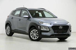 2019 Hyundai Kona OS.2 MY19 GO (FWD) Silver 6 Speed Automatic Wagon.
