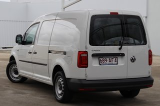 2020 Volkswagen Caddy 2KN MY20 TSI220 Maxi DSG Candy White 7 Speed Sports Automatic Dual Clutch Van.