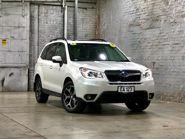 Used Subaru Forester S4 MY15 2.5i-S CVT AWD Mile End South, 2015 Subaru Forester S4 MY15 2.5i-S CVT AWD White 6 Speed Constant Variable Wagon
