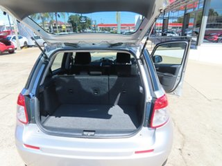 2010 Suzuki SX4 GY MY10 Liana S Silver Continuous Variable Hatchback