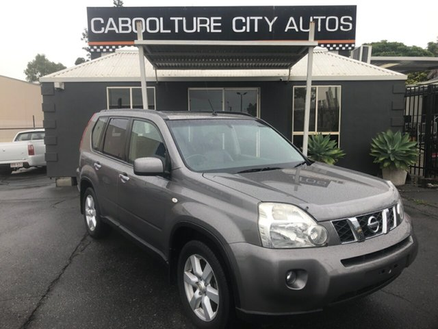 Used Nissan X-Trail T31 TL (4x4) Morayfield, 2008 Nissan X-Trail T31 TL (4x4) Grey 6 Speed Manual Wagon
