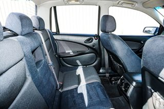 2005 Holden Crewman VZ S Blue 4 Speed Automatic Utility