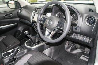 2021 Nissan Navara D23 MY21 SL 4x2 Brilliant Silver 6 Speed Manual Utility