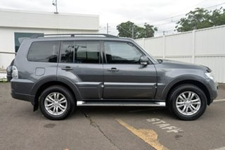 2014 Mitsubishi Pajero NW MY14 VR-X Grey 5 Speed Sports Automatic Wagon.