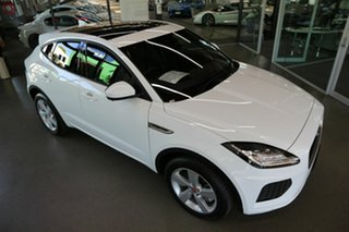 2018 Jaguar E-PACE X540 19MY Standard R-Dynamic SE White 9 Speed Sports Automatic Wagon