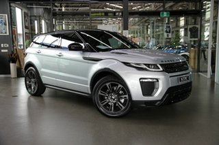 2018 Land Rover Range Rover Evoque L538 MY19 Landmark Edition Silver 9 Speed Sports Automatic Wagon.