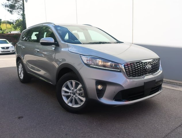 Used Kia Sorento UM MY20 SI Reynella, 2019 Kia Sorento UM MY20 SI Grey 8 Speed Sports Automatic Wagon