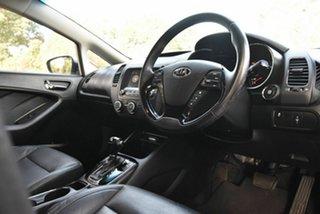 2018 Kia Cerato YD MY18 Sport+ Silver 6 Speed Sports Automatic Hatchback
