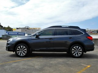 2016 Subaru Outback B6A MY16 2.5i CVT AWD Premium Grey 6 Speed Constant Variable Wagon