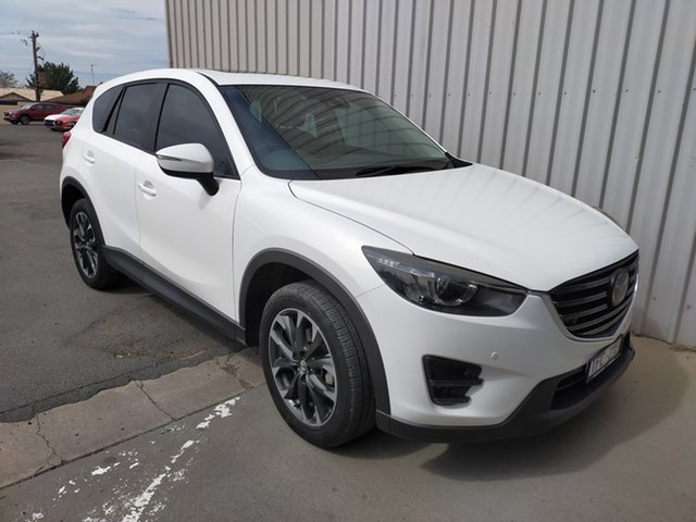 Used Mazda CX-5 KE1032 Akera SKYACTIV-Drive AWD Horsham, 2015 Mazda CX-5 KE1032 Akera SKYACTIV-Drive AWD 6 Speed Sports Automatic Wagon