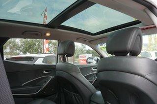2016 Hyundai Santa Fe DM3 MY16 Highlander White 6 Speed Sports Automatic Wagon