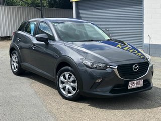 2016 Mazda CX-3 DK2W76 Neo SKYACTIV-MT Grey 6 Speed Manual Wagon.