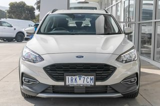 2019 Ford Focus SA 2019.25MY Active White 8 Speed Automatic Hatchback.