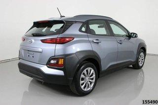 2019 Hyundai Kona OS.2 MY19 GO (FWD) Silver 6 Speed Automatic Wagon