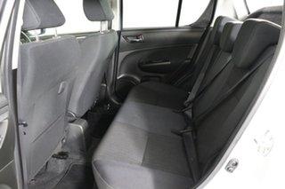 2014 Suzuki Swift FZ GL White 5 Speed Manual Hatchback